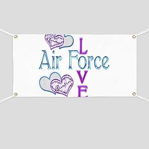 AF Love Anna and Austin Banner