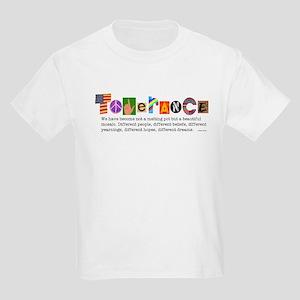 Tolerance Kids Light T-Shirt