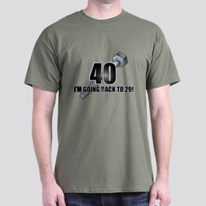 Screw 40! Dark T-Shirt