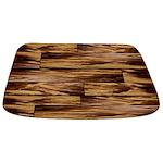 Wood Grain Bathmat
