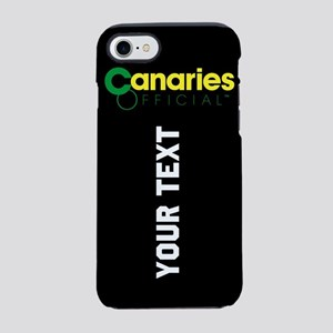 Norwich Canaries Official Pe iPhone 8/7 Tough Case