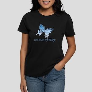 DIVINE NATURE Women's Dark T-Shirt