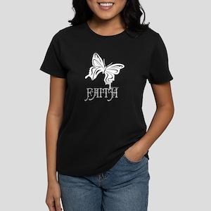 FAITH Women's Dark T-Shirt