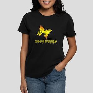 GOOD WORKS Women's Dark T-Shirt