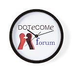 DOTeCOMe Forum - Wall Clock