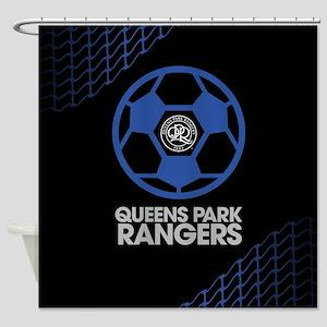 Queens Park Ranger Shower Curtain