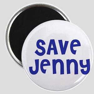 Save Jennifer Magnet