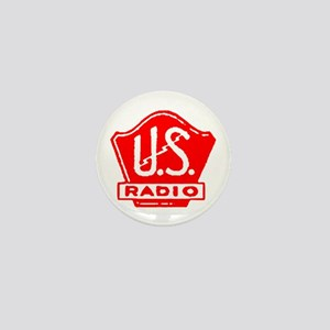 U.S. Radio Mini Button