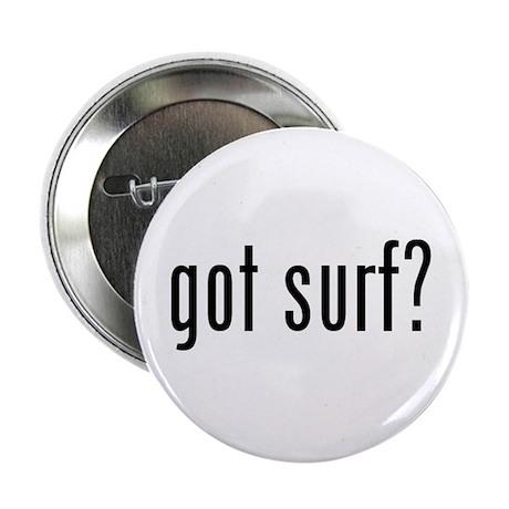 """got surf? 2.25"""" Button (10 pack)"""