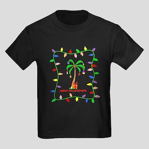 MELE KALIKIMAKA Kids Dark T-Shirt