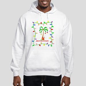 MELE KALIKIMAKA Hooded Sweatshirt