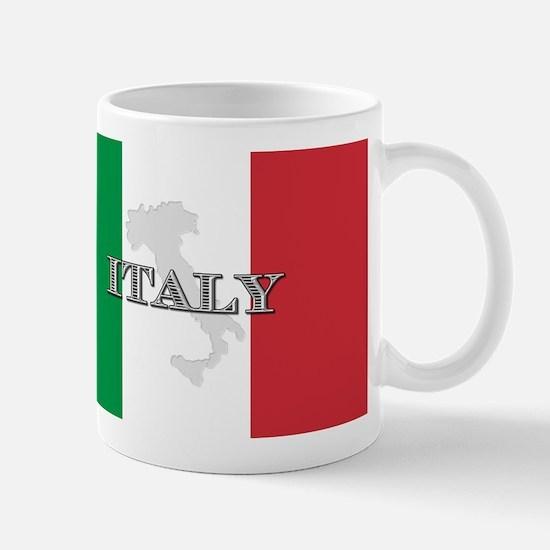Italian Flag Extra Mug