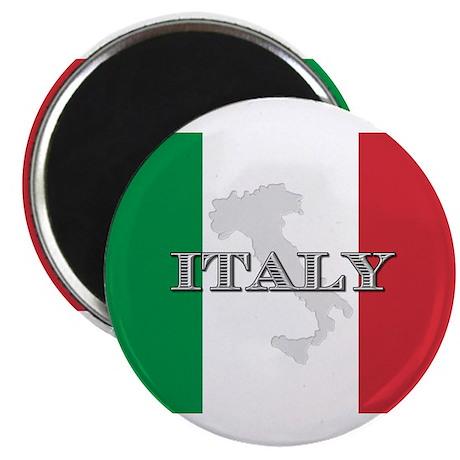 Italian Flag Extra Magnet