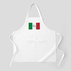 Italian Flag Extra BBQ Apron