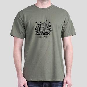 BEE SWEET Dark T-Shirt