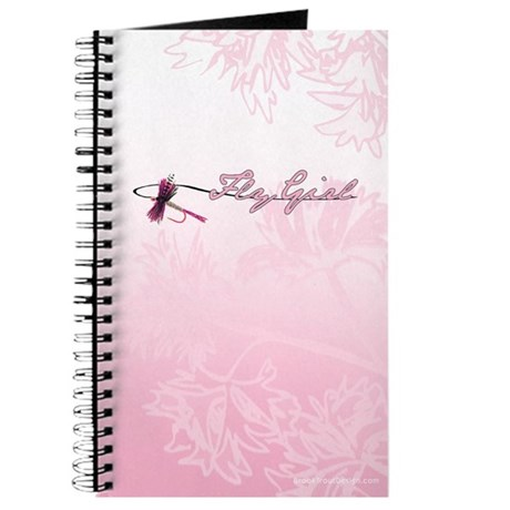 Fly Fishing Girl Journal