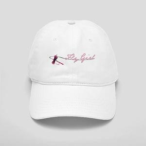 Fly Fishing Girl Cap