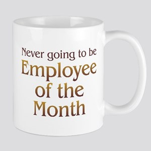 Employee of Month Mug