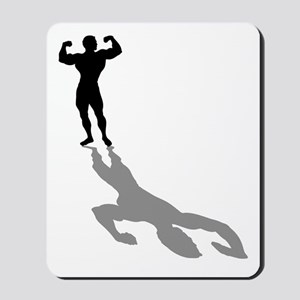 Body Builder Mousepad