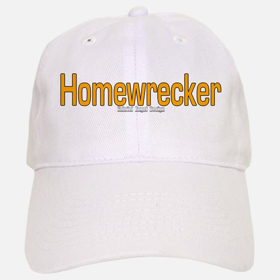 Homewrecker Baseball Baseball Cap