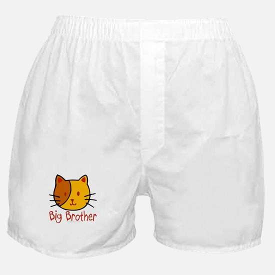 Cat Big Brother Boxer Shorts