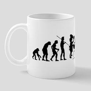 Barbecue Evolution Mug