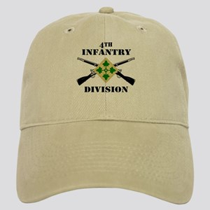 4th Infantry Division (2) Cap