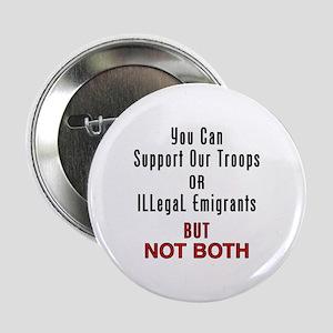 """Immigration Politics 2.25"""" Button"""