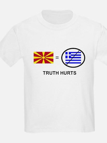 Macedonian not Greek T-Shirt