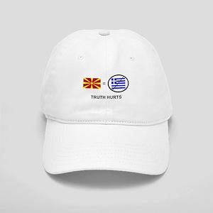 Macedonian not Greek Cap