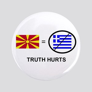 "Macedonian not Greek 3.5"" Button"