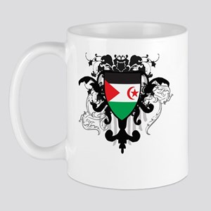 Stylish Western Sahara Mug