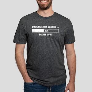 Bowling Skills Loading T-Shirt