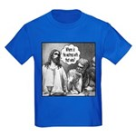 Jesus Wine Kids Dark T-Shirt