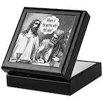 Jesus Wine Keepsake Box