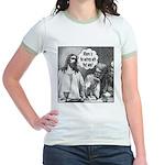 Jesus Wine Jr. Ringer T-Shirt