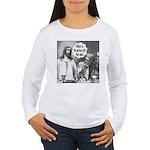 Jesus Wine Women's Long Sleeve T-Shirt