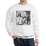 Jesus Wine Sweatshirt