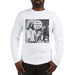 Jesus Wine Long Sleeve T-Shirt
