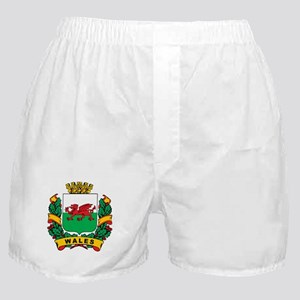 Wales Crest Boxer Shorts