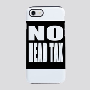 No Head Tax iPhone 8/7 Tough Case