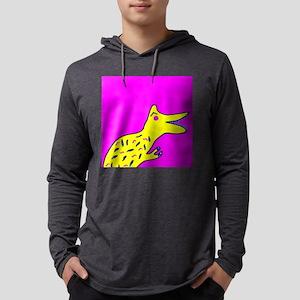 Dino Pink T-Rex 38 Long Sleeve T-Shirt
