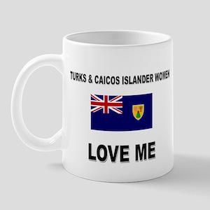 Turks & Caicos Islander Love Me Mug