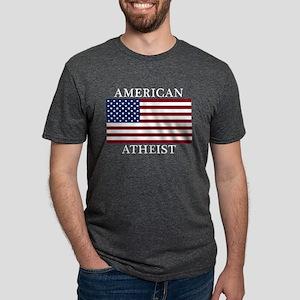 American Atheist Woman's Dark T-Shirt