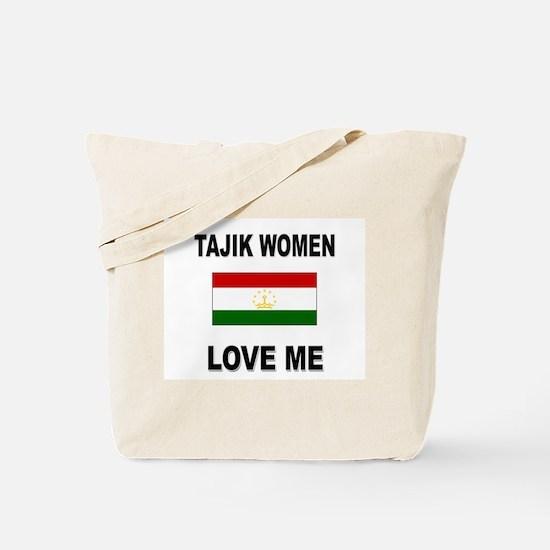 Tajik Love Me Tote Bag