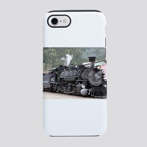 Steam Train engine: Colorado iPhone 8/7 Tough Case