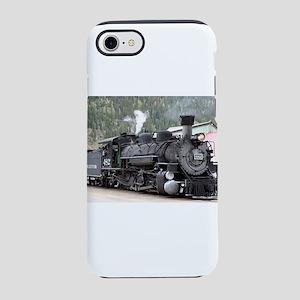 Steam Train engine: Colorado iPhone 8/7 Tough Case
