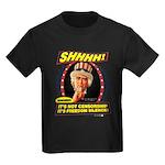 Freedom Silence Kids Dark T-Shirt