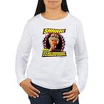 Freedom Silence Women's Long Sleeve T-Shirt