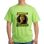 Freedom Silence Green T-Shirt